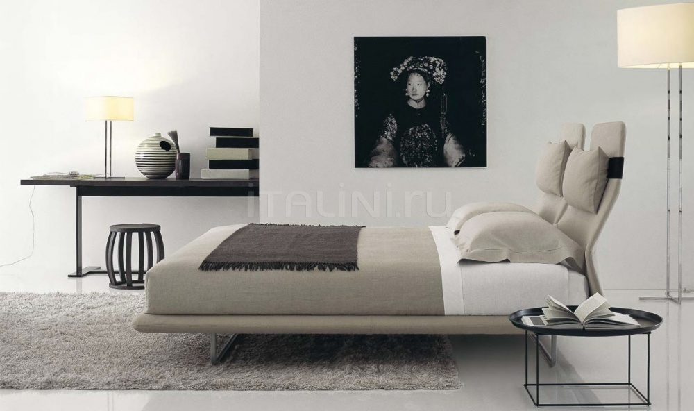 Кровать LAZY-NIGHT B&B Italia