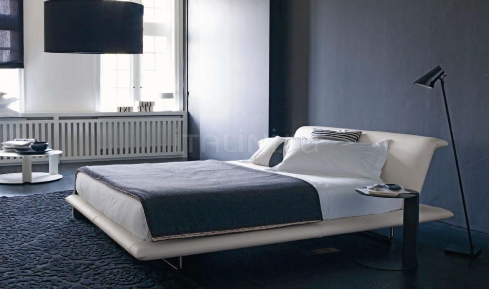 Кровать SIENA B&B Italia