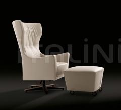 Итальянские кресла офисные - Кресло BARRY фабрика Giorgetti