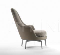 Кресло Guscio 15V11 фабрика Flexform