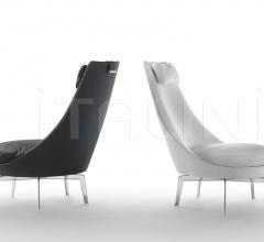 Кресло Guscioalto 15M01 фабрика Flexform