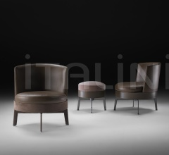 Вращающееся кресло Feel Good 14W01 фабрика Flexform