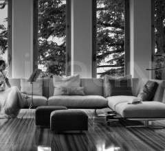 Модульный диван Evergreen фабрика Flexform