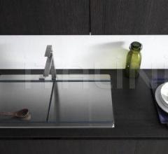 Итальянские угловые кухни - Кухня Kora 03 фабрика Cesar