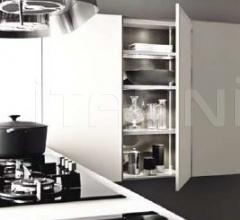 Итальянские угловые кухни - Кухня Lucrezia 06 фабрика Cesar