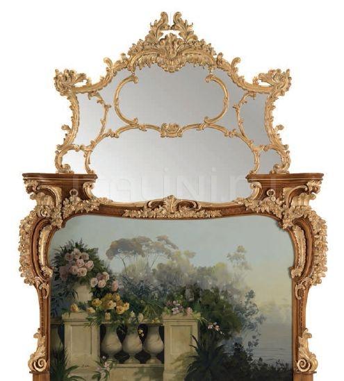 Камин с зеркалом FIR-100CQ Jumbo Collection