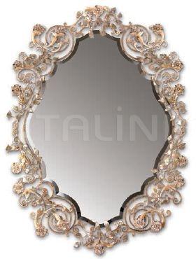 Настенное зеркало FLO-04b Jumbo Collection