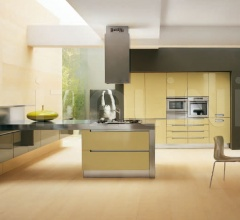 Кухня Sistema 3 фабрика Antares Cucine
