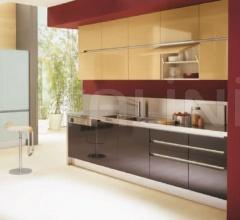 Кухня Sistema 5 фабрика Antares Cucine