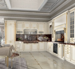 Кухня Opera 2 фабрика Antares Cucine