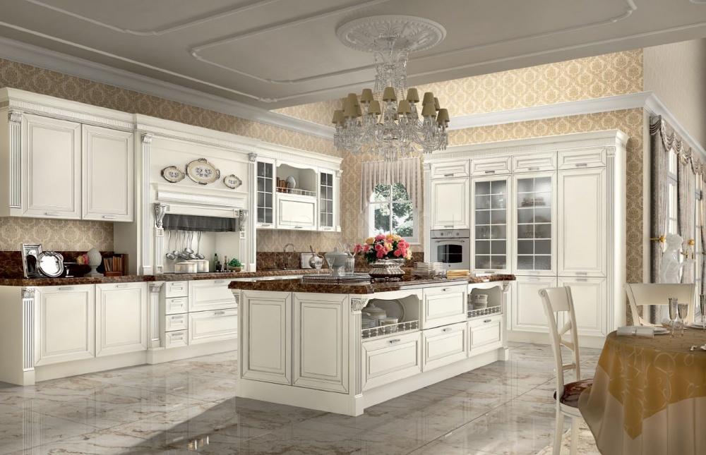 Кухня Opera 4 Antares Cucine