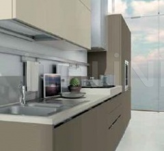 Кухня Deep Blue фабрика Antares Cucine