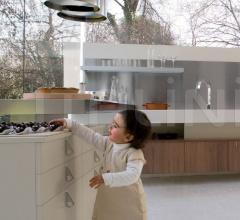 Кухня Dinamica 1 фабрика Antares Cucine