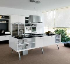 Кухня Dinamica 2 фабрика Antares Cucine