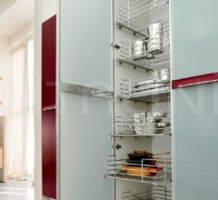Кухня Dinamica 3 фабрика Antares Cucine