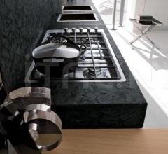 Кухня Dinamica 5 фабрика Antares Cucine
