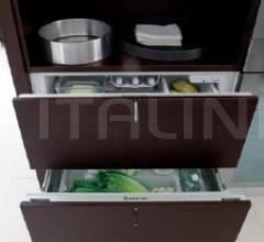 Кухня Dinamica 6 фабрика Antares Cucine