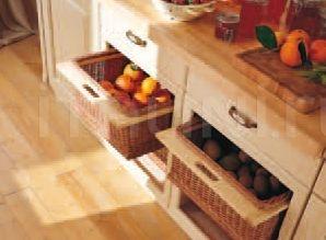Кухня Castagno cipria decape Antares Cucine