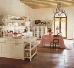Кухня Castagno seta фабрика Antares Cucine