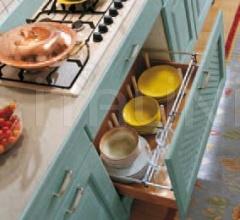Кухня Blu pastello фабрика Antares Cucine