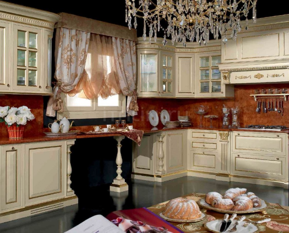 Кухня Angela Moletta & Co