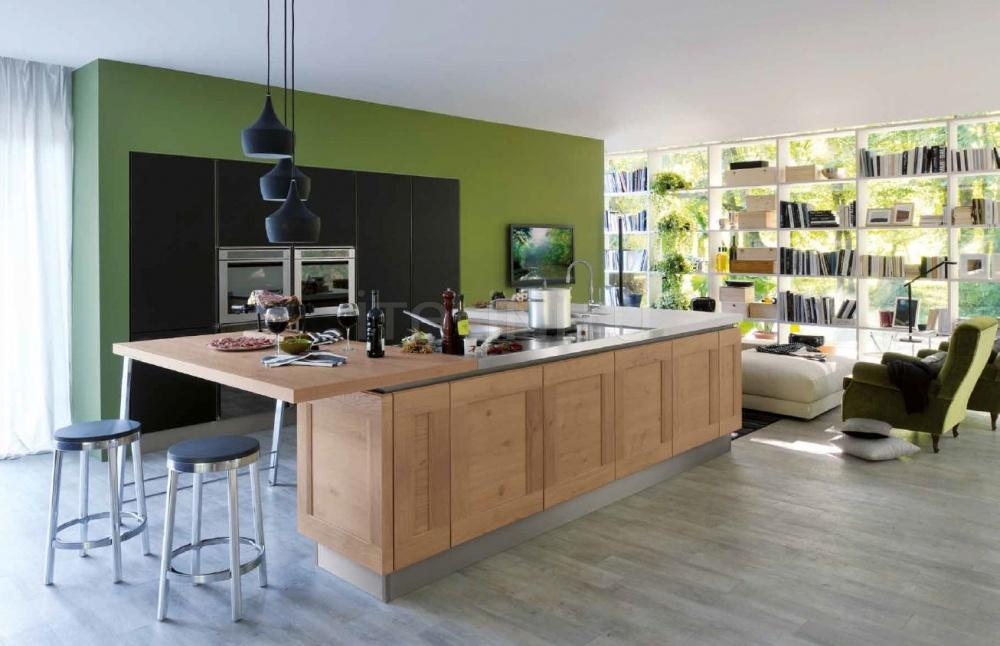 Кухня Ri-Flex e Dialogo Veneta Cucine