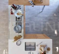 Кухня Ri-Flex e Dialogo фабрика Veneta Cucine