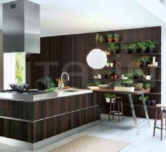 Кухня Oyster фабрика Veneta Cucine