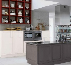Кухня Elegante ShellSystem фабрика Veneta Cucine