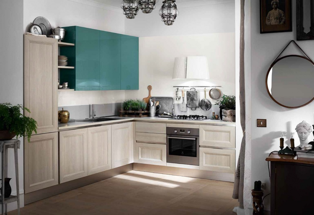 Кухня Tablet Chic Veneta Cucine