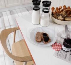 Итальянские угловые кухни - Кухня Tablet Nordic фабрика Veneta Cucine
