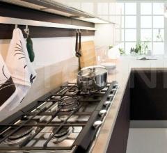 Итальянские угловые кухни - Кухня Carrera.Go Eleganza фабрика Veneta Cucine