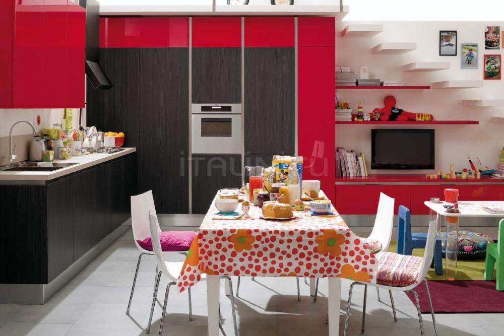 Кухня Carrera.Go Colore Mood Veneta Cucine