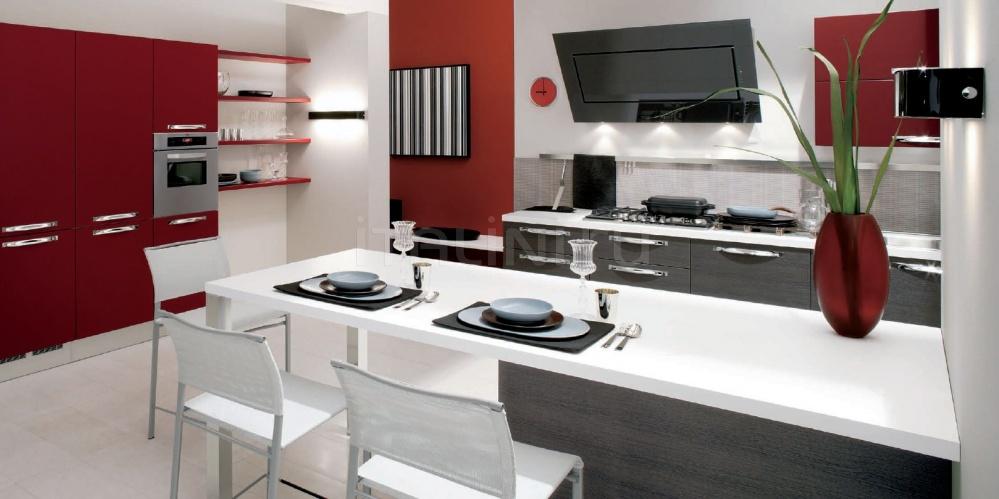Кухня Carrera Foglia Veneta Cucine