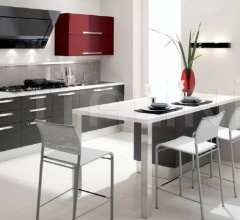 Кухня Carrera Foglia фабрика Veneta Cucine