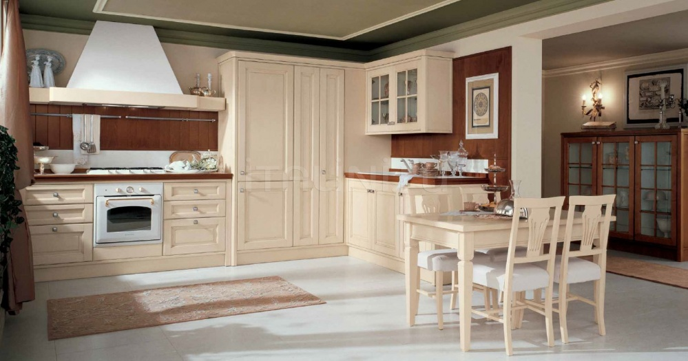 Кухня Roccafiorita Aroma Veneta Cucine