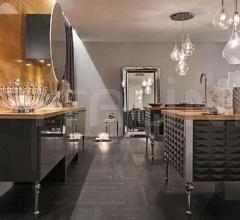 Кухня Cuspide Laccato фабрика Aster Cucine