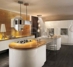 Кухня Rounds фабрика Aster Cucine