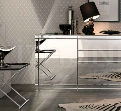 Кухня Black is Back фабрика Aster Cucine