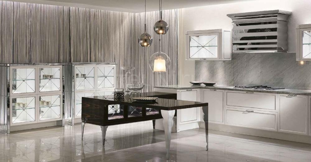 Кухня Telaio Silver Aster Cucine