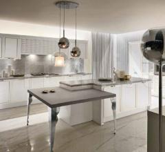 Кухня Telaio Gola фабрика Aster Cucine