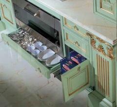 Итальянские кухни с островом - Кухня System 02/2 фабрика Angelo Cappellini