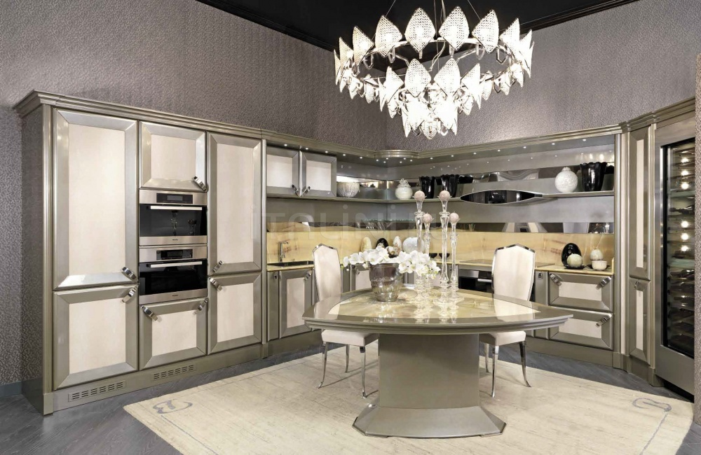 Designer Kuche Aus Laminat Brummel Luxus Interieur