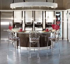 Кухня Diamond Evo фабрика Brummel Cucine