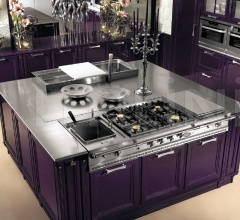 Кухня Luxury 1 фабрика Brummel Cucine