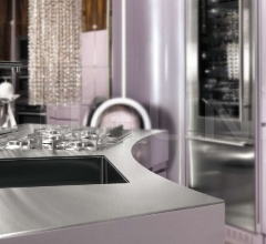 Кухня Contemporanea фабрика Brummel Cucine