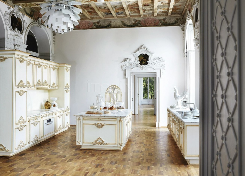 Кухня Flora Silik