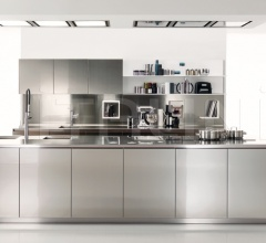 Кухня Filofree Steel фабрика Euromobil