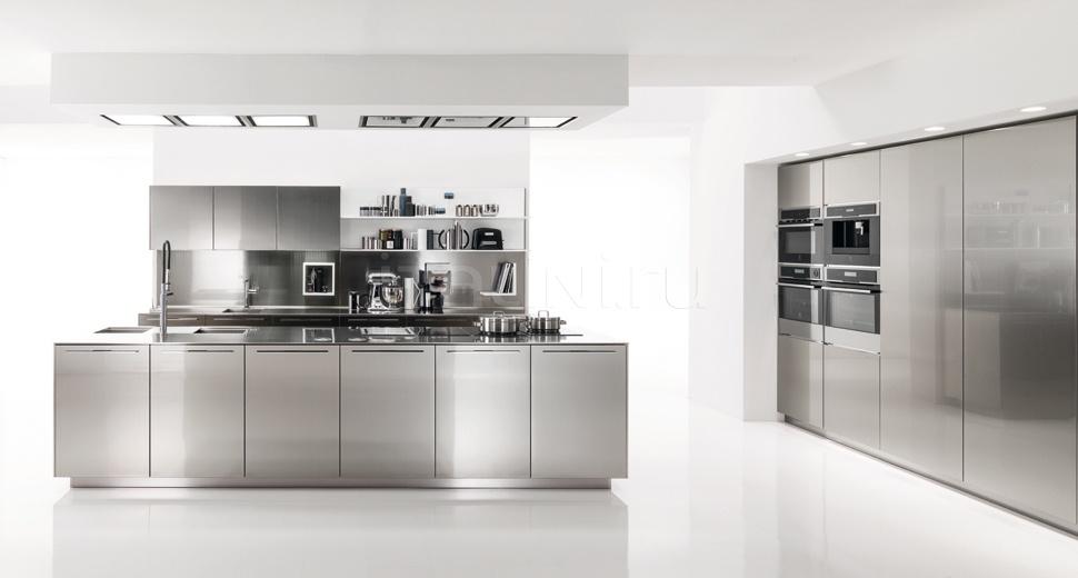 Кухня Free Steel Euromobil