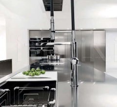 Кухня Free Steel фабрика Euromobil